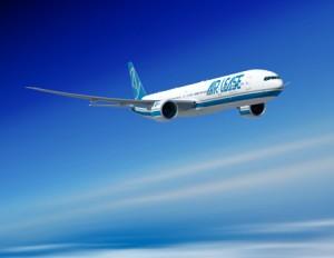 Air Lease Corporation ALC 777-300ER Artwork