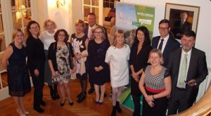 BUSINESS 'BUZZ' FOR THE ISLAND OF IRELAND IN BRUSSELS